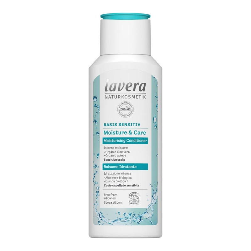 lavera Basis Kondicionér Moisture & Care 200 ml